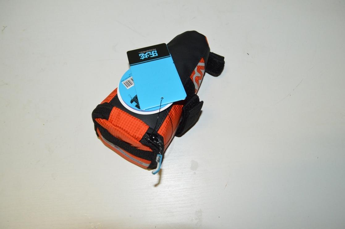 Сумка Roswheel 13567-B под седло черная Х94989