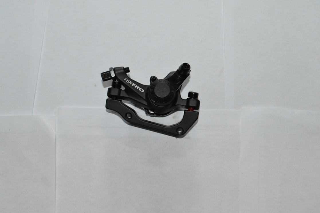 Калипер диск.тормоза Tektro M280 механика задний, код 96305