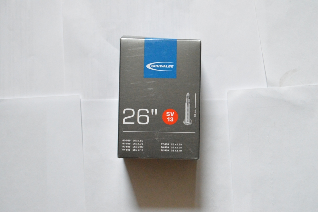 Камера Schwalbe 26 (40/62x559) SV13 40mm EK Presta